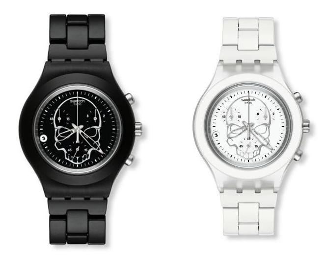 ddadcae879a Adorei os novos modelos da coleção Full Blooded da Swatch! Acho todos os  modelos bem lindos